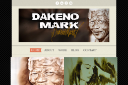 Dakeno Mark Homepage