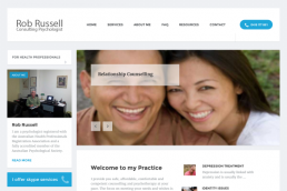 Rob Russell Homepage