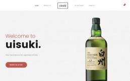 Uisuki Homepage