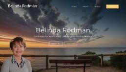 Belinda Rodman Homepage